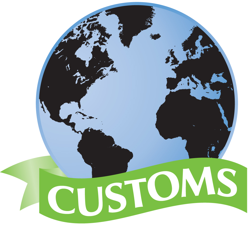 customs globe