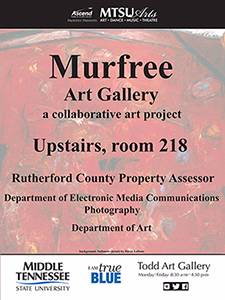 Murfree Gallery poster