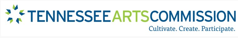 Tennessee Arts Commission Horizontal Logo