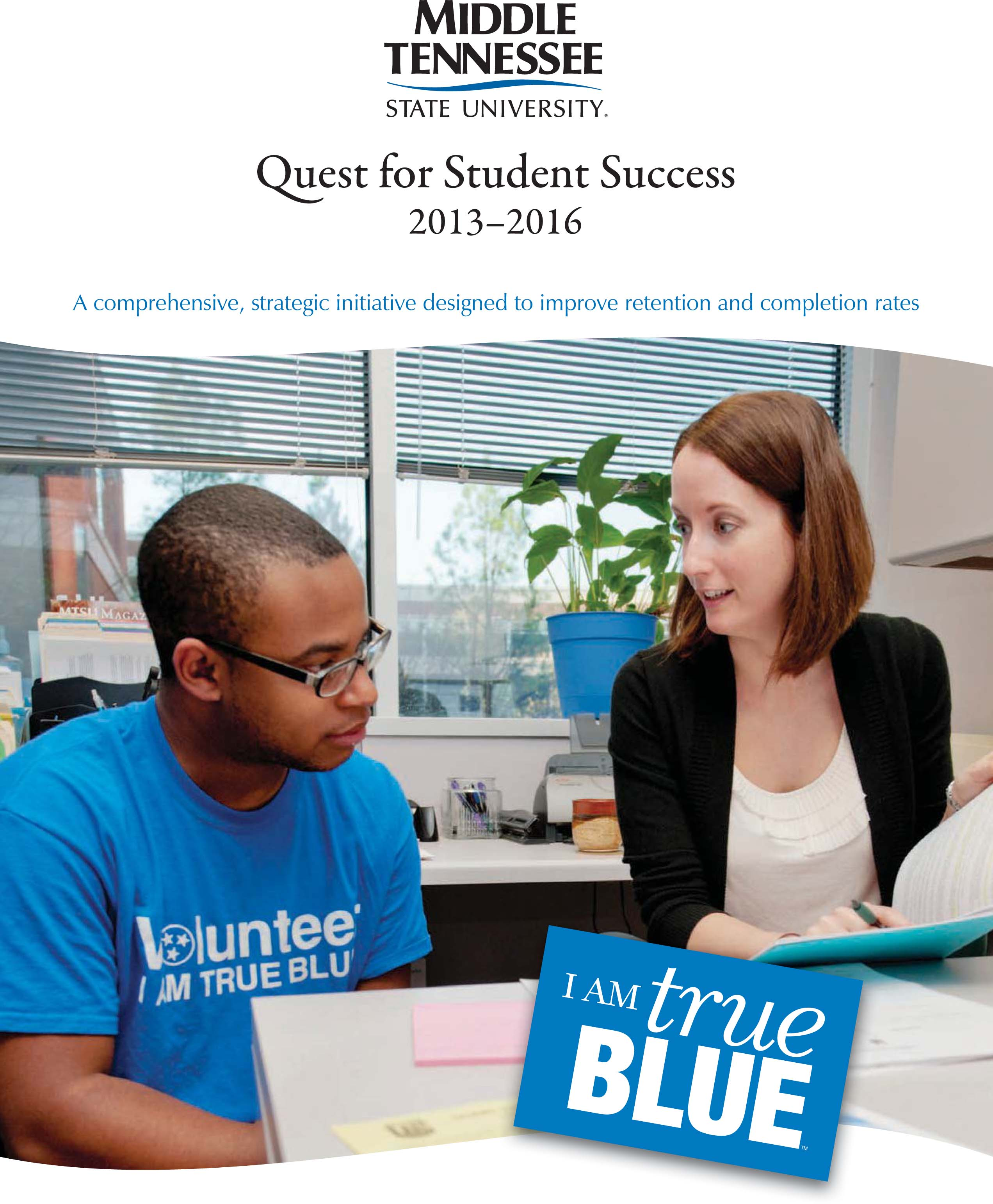 Quest For Student Success