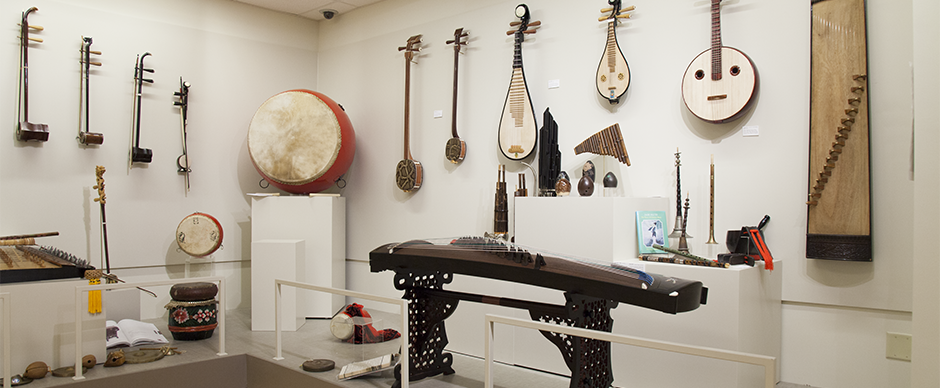 Chinese Han instruments