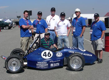 Formula SAE at 2007 National Competition