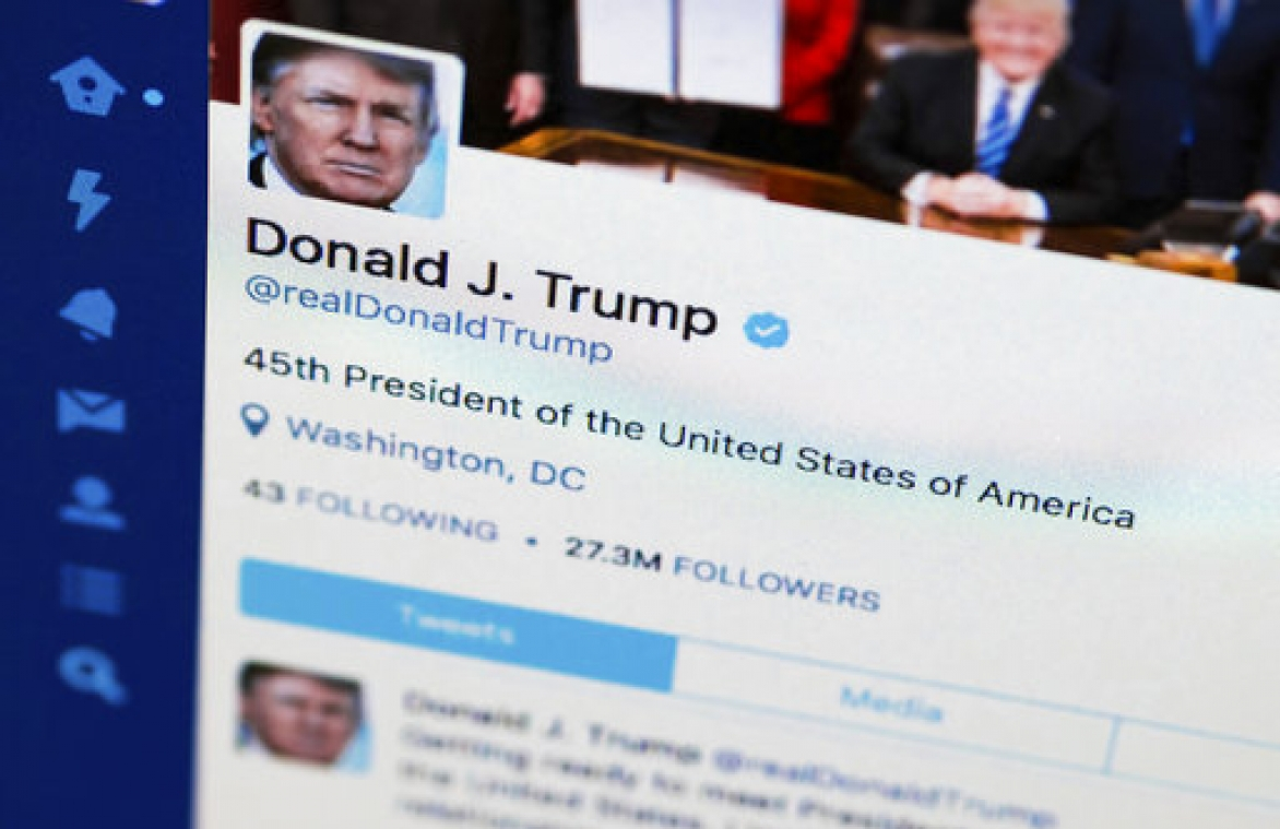 2nd Circuit rules President Trump engaged in viewpoint discrimination in removing critics from Twitter feed
