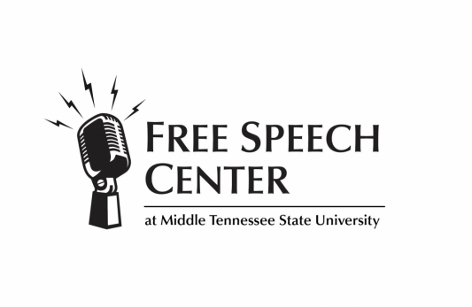 Free Speech Center Newsletter 7/28/20 - Subscribe now