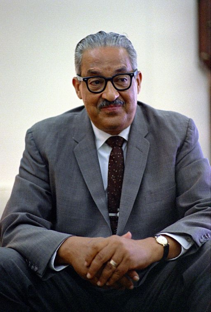 Supreme Court Justice Thurgood Marshall