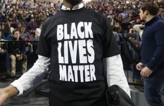 Court says man did not have a free-speech right to wear Black Lives Matter shirt during trial