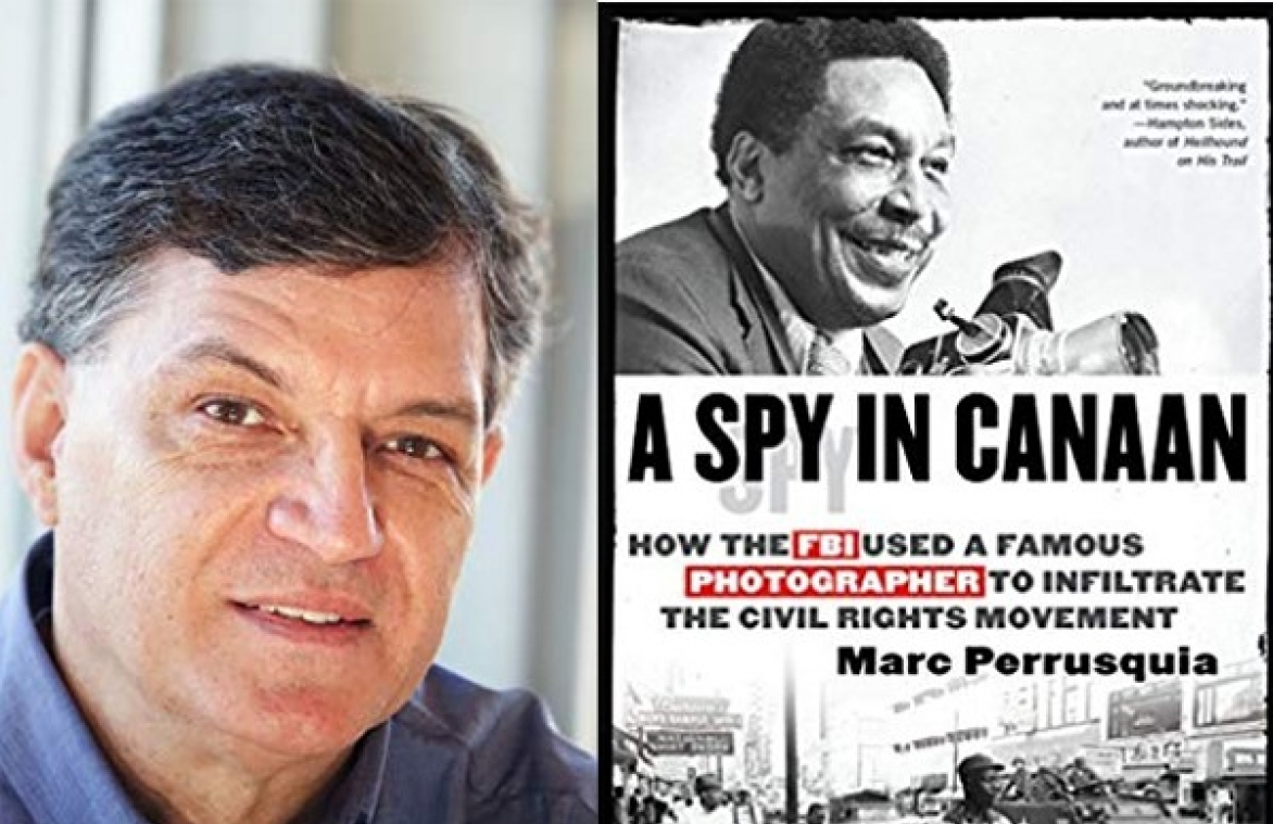 Oct. 15 event: Political Surveillance in Memphis - Then and Now