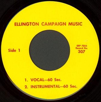 Ellington Campaign Music