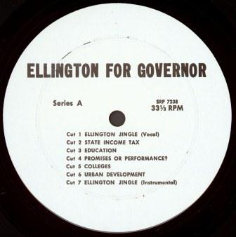 Ellington for Governor