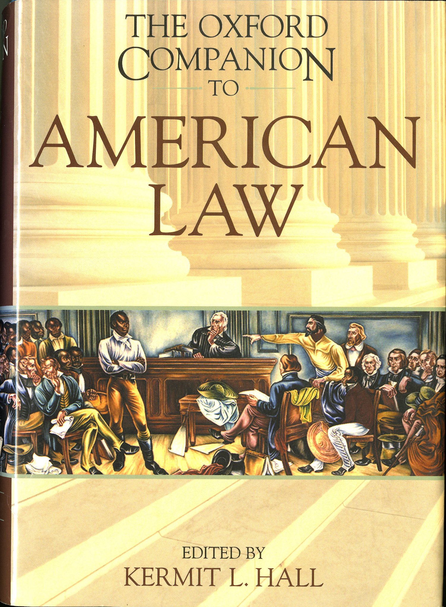 Oxford Companion to American Law