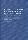 Constitutional Change in the US