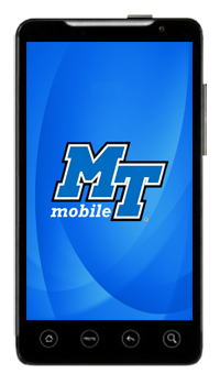 MTSU Mobile Android App