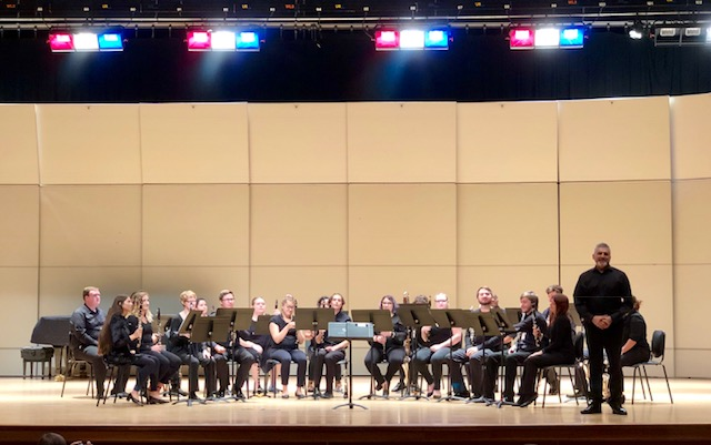 Clarinet Choir at ClarinetFest