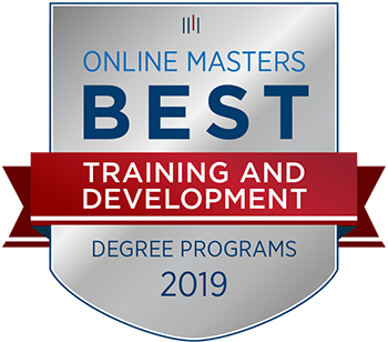 online masters best training and development programs logo