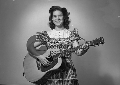 Kitty Wells - Menasco photo