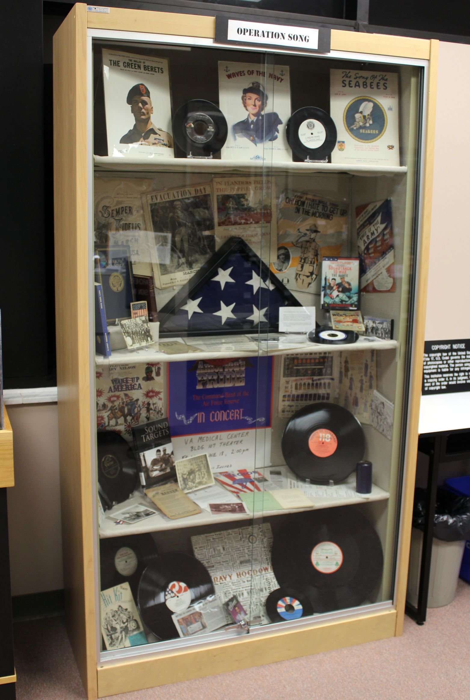 Operation Song Exhibit