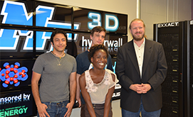 3D VizLab places MTSU at forefront as research university