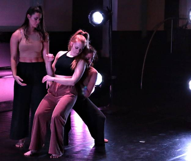 Dance students perform locally, regionally, and internationally