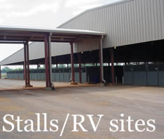 Stalls and rv sites