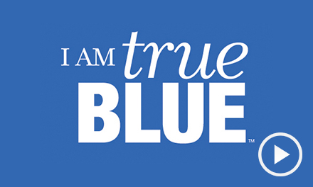 I am True Blue
