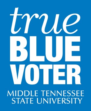 True Blue Voter logo